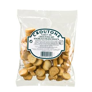 Knoblauch Croutons, 75gr